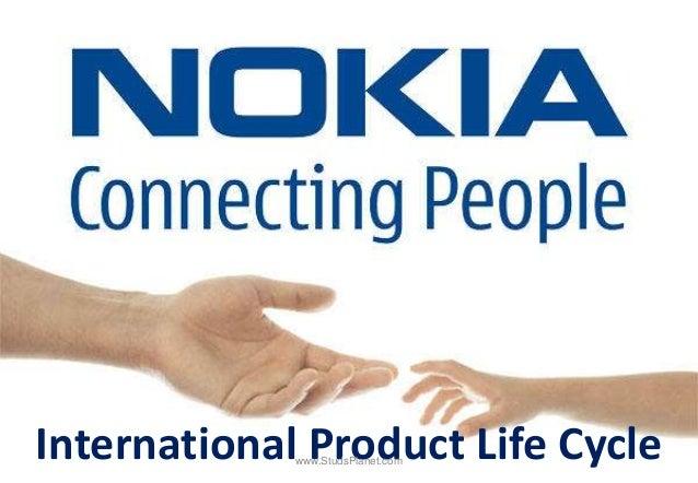 Nokia international product life cycle 1