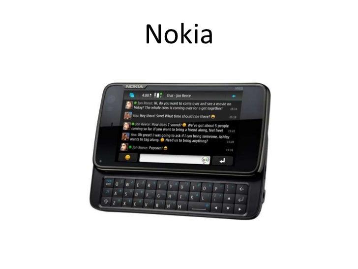 Nokia<br />