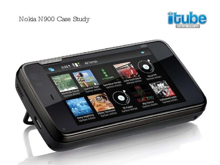 Nokia N900 Case Study