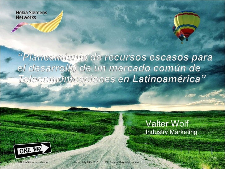 Valter Wolf Industry Marketing