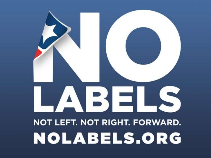 No labels PowerPoint Presentation