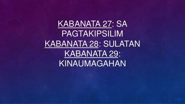 noli me tangere kabanata 24 View homework help - buod ng mga kabanata sa noli me tangere from civil 323 at nueva ecija university of science and technology  24.