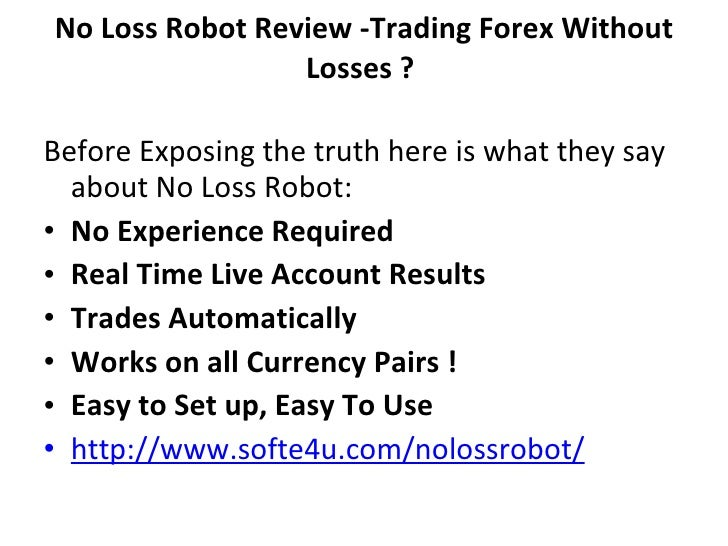 Forex trading losses