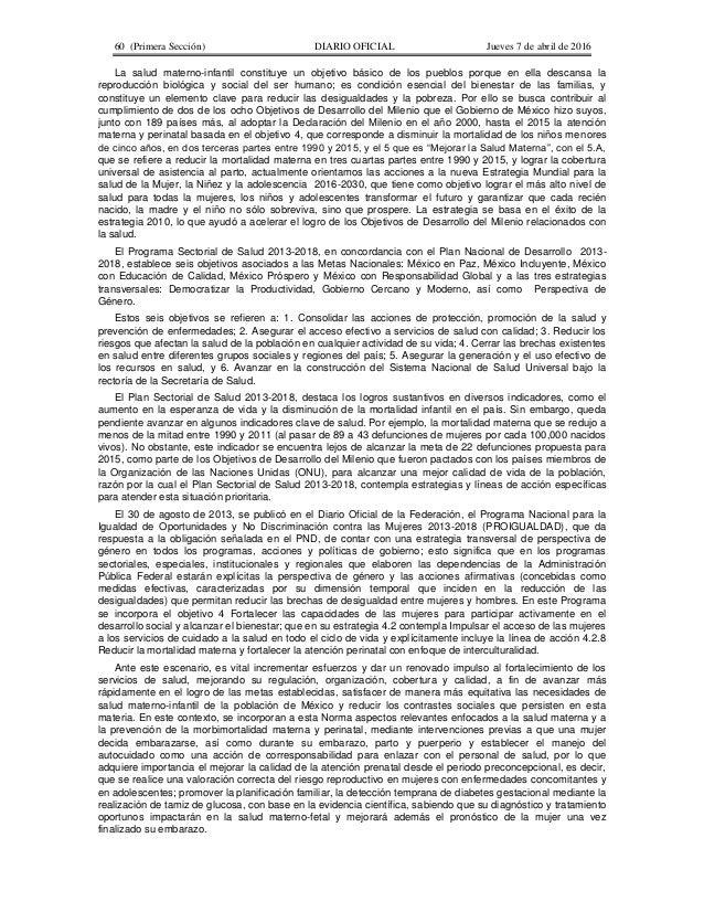 norma 007 de enfermeria pdf