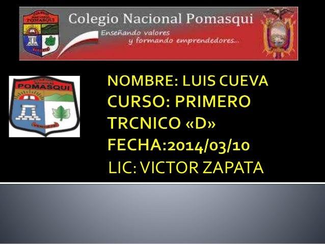 LIC:VICTOR ZAPATA