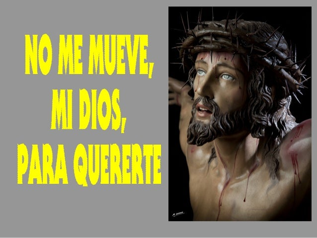 Soneto a Cristo Crucificado; una de las joyas de la poesíamística española de la segundamitad del siglo XVI.              ...