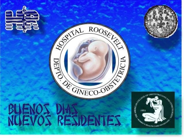 NOMENCLATURA OBSTETRICANOMENCLATURA OBSTETRICA Dr. Carlos Raúl JuárezDr. Carlos Raúl Juárez Coordinador del Programa de Gi...