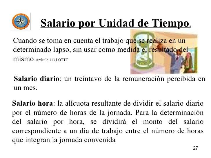 Nomina y calculo de prestaciones sociales - Tiempo en badalona por horas ...
