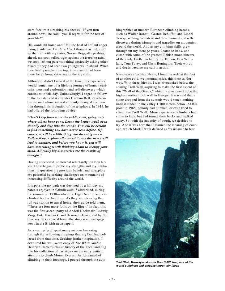the way to rainy mountain essay analysis