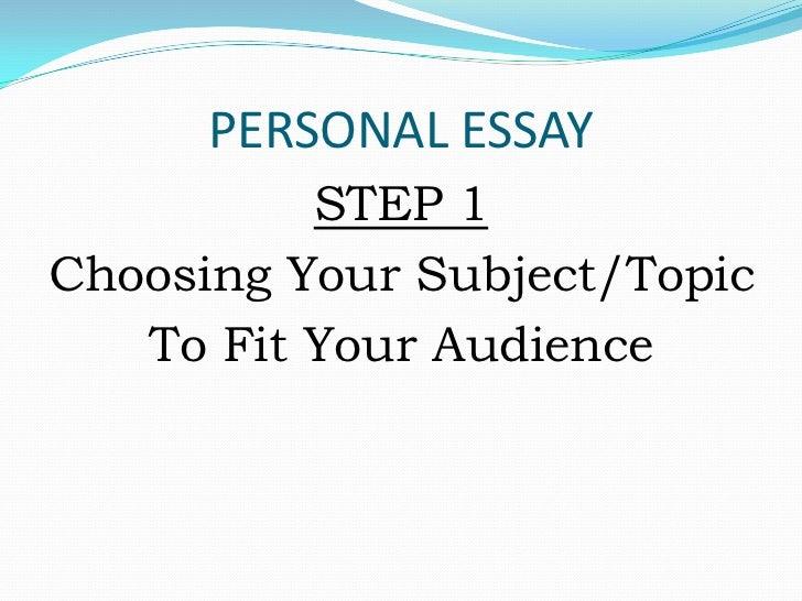 Non fiction essay definition of success