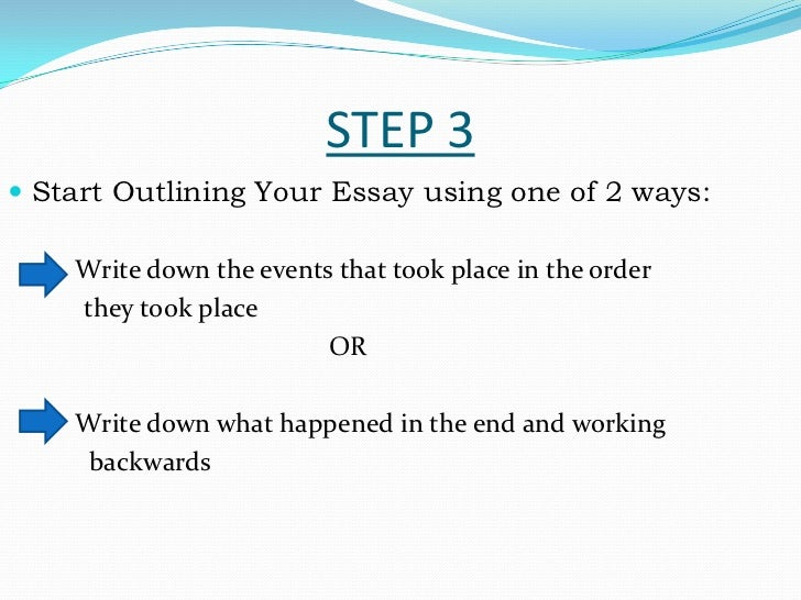 good ways to start off a personal essay And now it's finally time to refocus on what you've been putting off: the essay in your essay know that the personal essay is just.