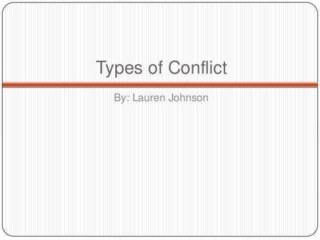 Non linear powerpoint - conflicts