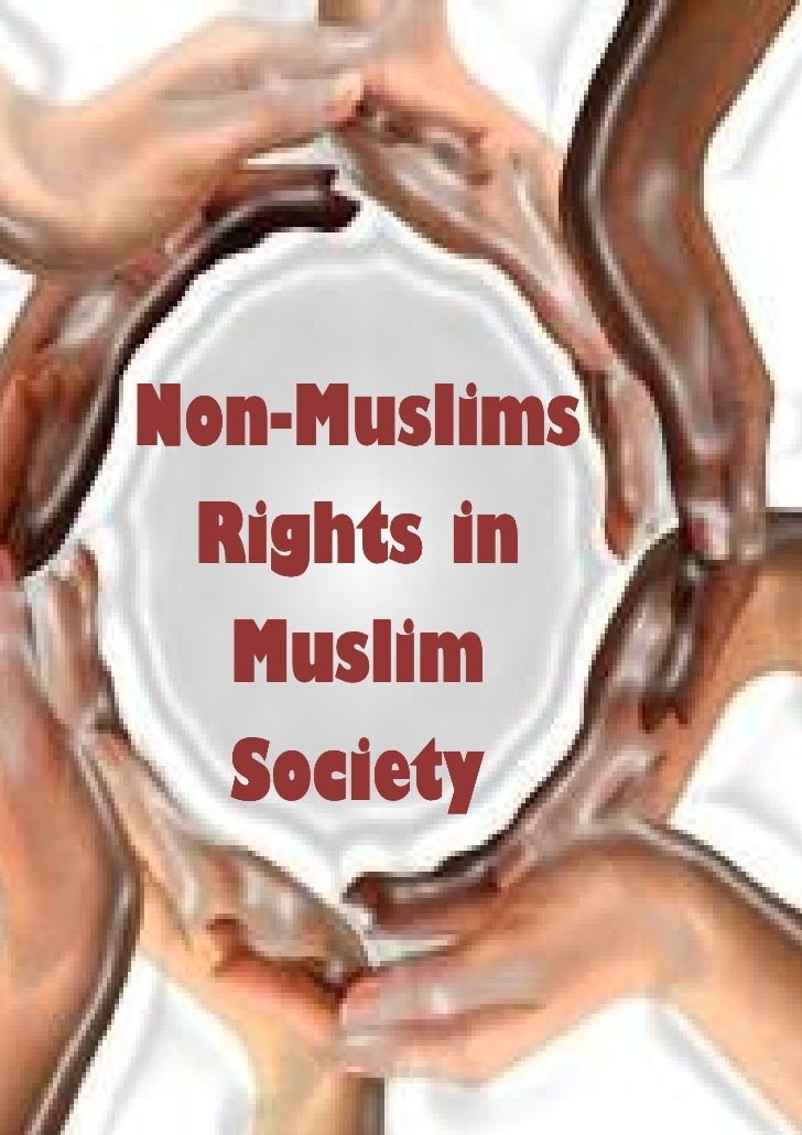 Non muslims rights in muslim society