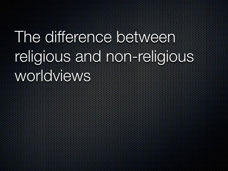 Non Religion Last Point