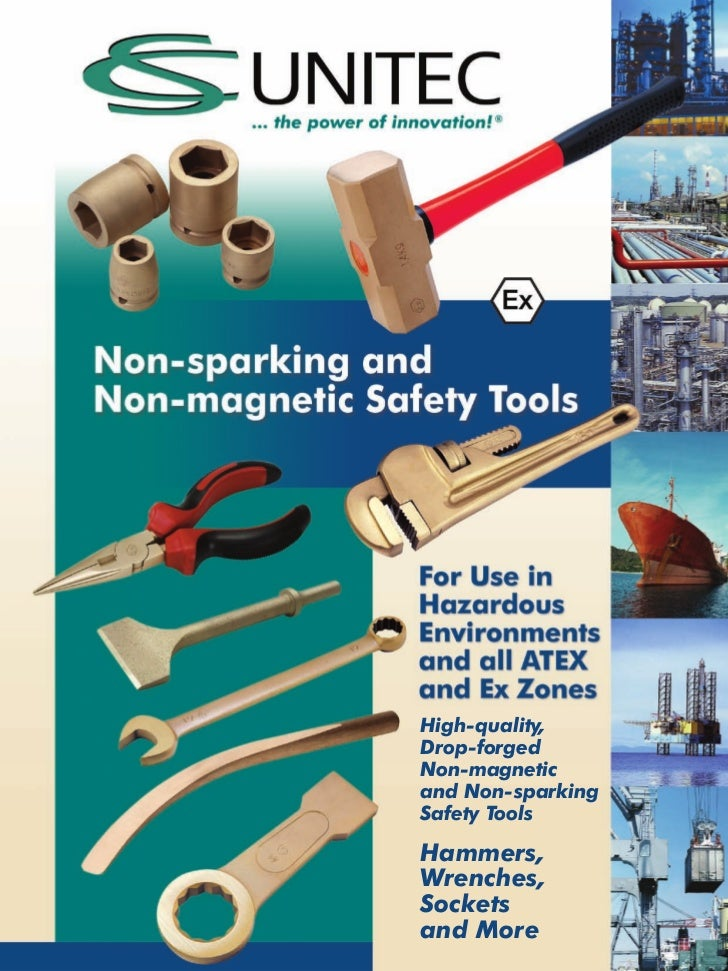 High-quality,Drop-forgedNon-magneticand Non-sparkingSafety ToolsHammers,Wrenches,Socketsand More