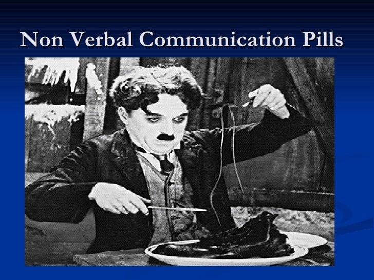 Non Verbal Communication Pills