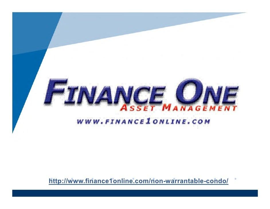 http://www.finance1online.com/non-warrantable-condo/                                                  www.company.com