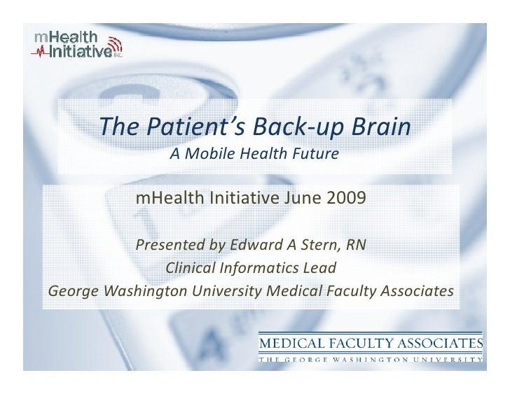 PatientsBackupBrain