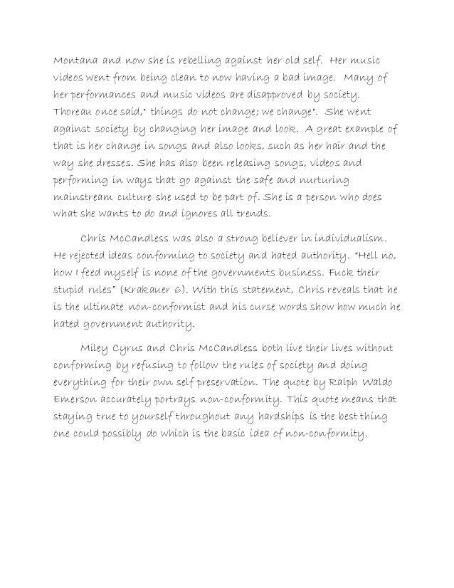 Proposal Argument Essay Topics Conformity Essay Thesis Conformity Essays Otis September   Category  Sportsmanship Papers  Essay For High School Students also Writing An Essay Conformity Essay Thesis Term Paper Academic Service Essay Paper Help