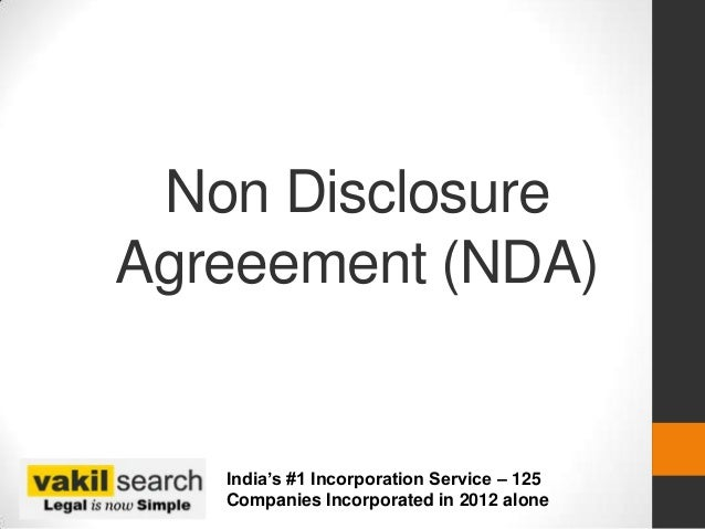 graphical non disclosure agreement