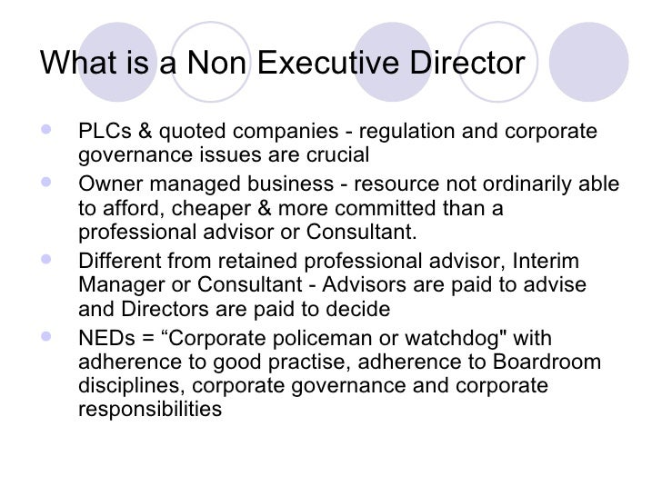 non executive directors Here are the top 25 non executive director profiles on linkedin get all the articles, experts, jobs, and insights you need.