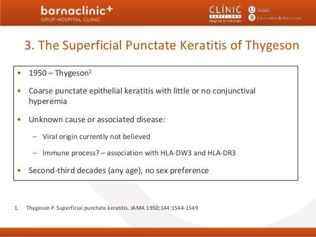 Keratitis Vs Conjunctivitis