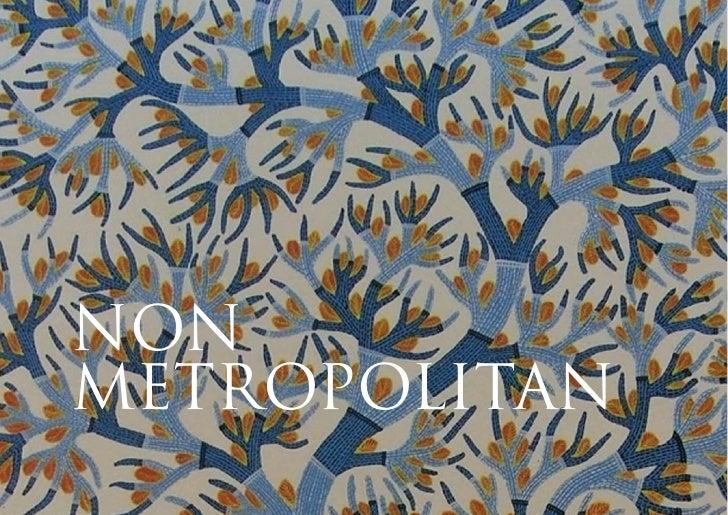 Non Metropolitan