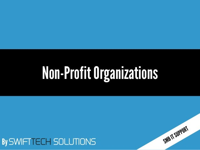 how to search for non profit organizations