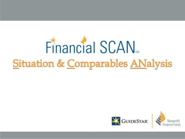 GuideStar Demo (02/26/13) - Financial SCAN for Nonprofits