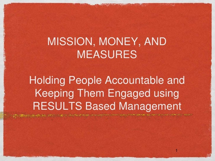 National Nonprofit HR Conference: RESULTS