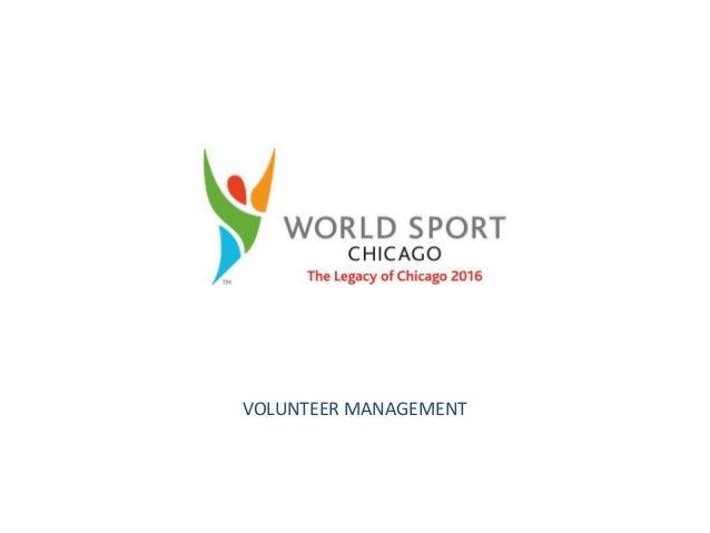 Nonprofit SIG presents World Sport Chicago