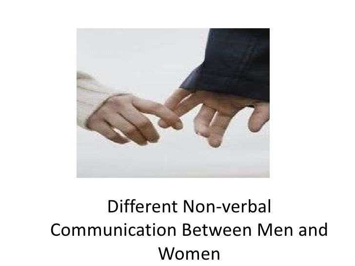 how communication between men and women are different Ballantine books, 1990 he says, she says: closing the communication gap between the  the different driving forces behind conversation in men and women,.