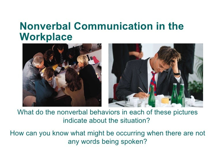 verbal communication skills essay Nonverbal communication is the use of the body, environment, and personal attributes in order to communicate messages either consciously or unconsciously using clothing, facial expressions, and touch are just of a few ways nonverbal communication can be implemented.