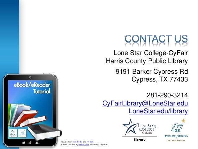 Lone Star College Library Cypress Lone Star College Cyfair