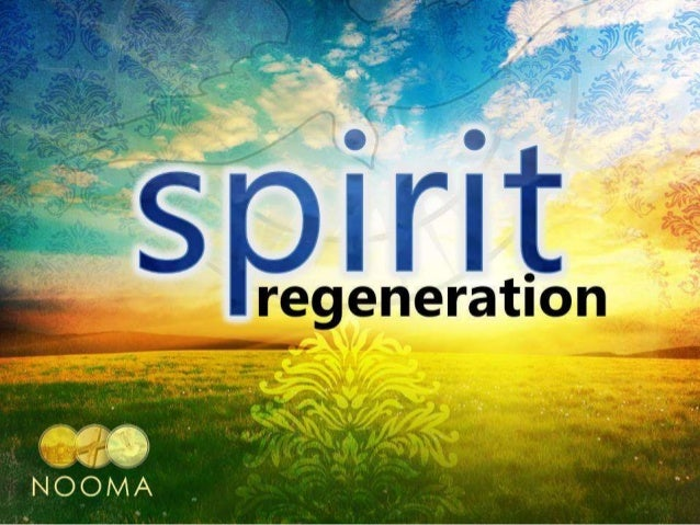 Nooma Spirit Regeneration