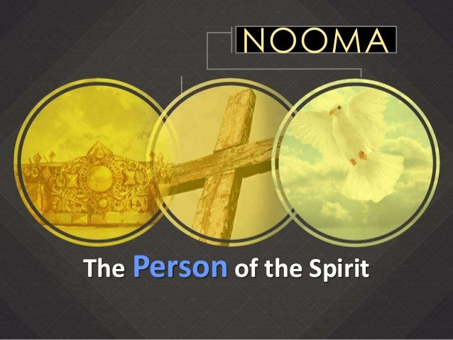 NOOMA The Person of the Spirit