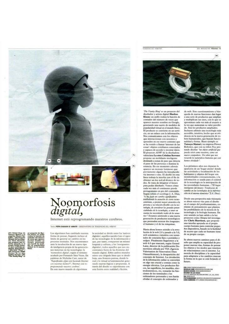 Noomorfosis digital