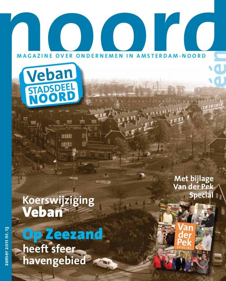 noord               MAGAZI N E OVER ON DERN EMEN I N AMSTERDAM-NOORD                      VebanL                          ...