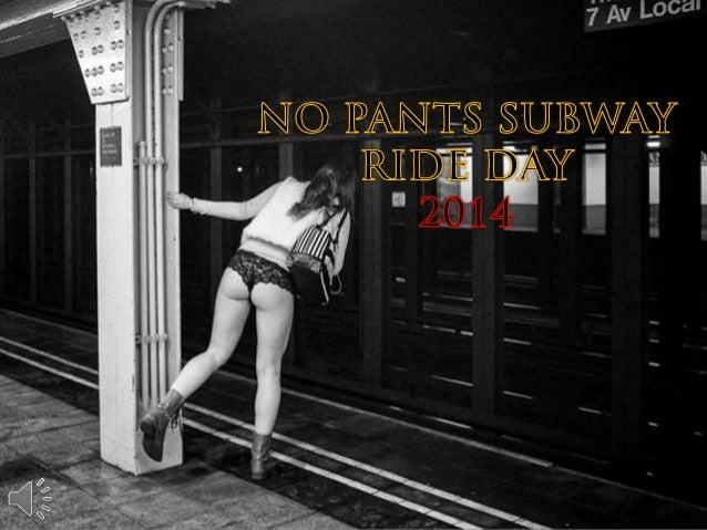 No pants subway ride day 2014 (v.m.)