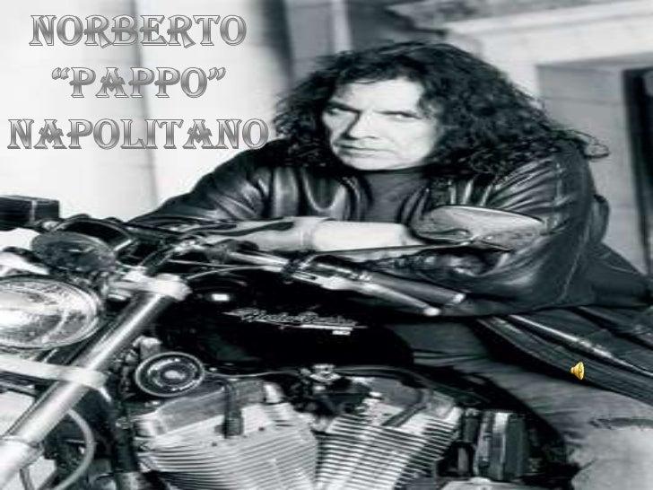Norberto Pappo Napolitano