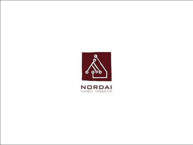 Nordai - Nuragic Innovation