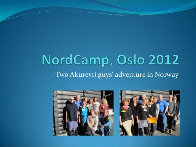 Doddi's overheads fra Norge