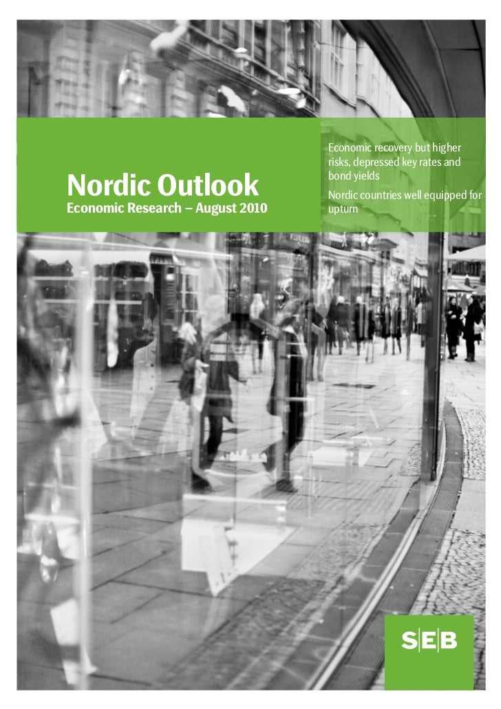 Nordic outlook august 2010