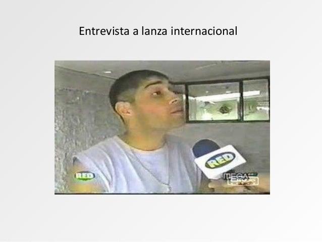 Entrevista a lanza internacional