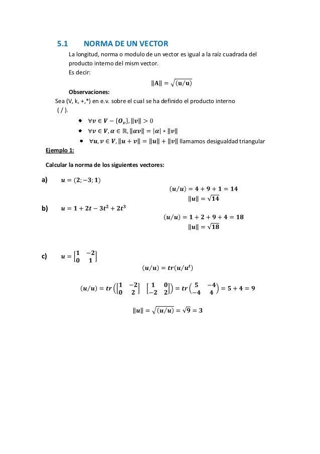 Norma de un_vector