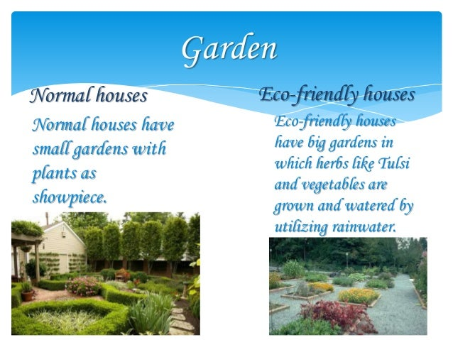 Normal and eco friendly houses for Ecofriendlyhouses net