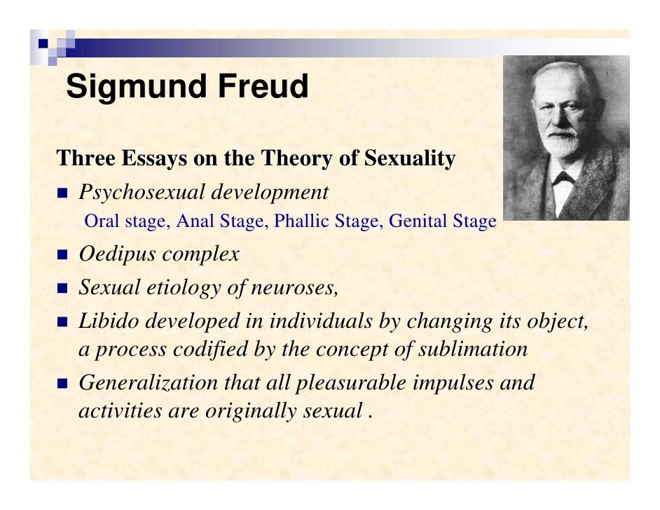 sigmund freud biography essay