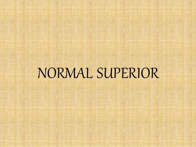 historia Normal  superior