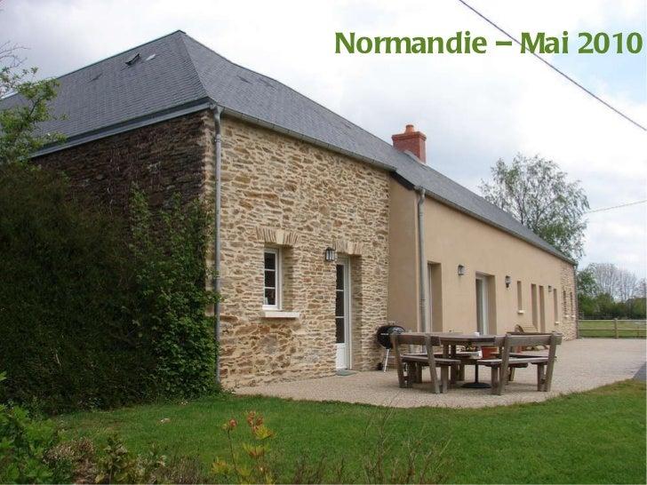 Normandie – Mai 2010