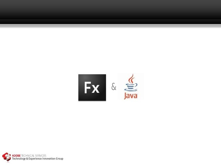 Flex & Java @ NormandieJUG